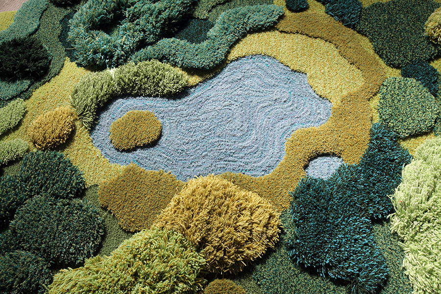 Alexandra Kehayoglou rugs