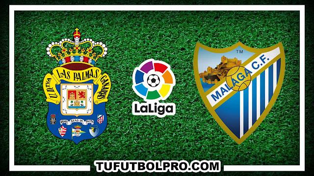 Ver Las Palmas vs Malaga EN VIVO Por Internet Hoy 17 de Septiembre 2016