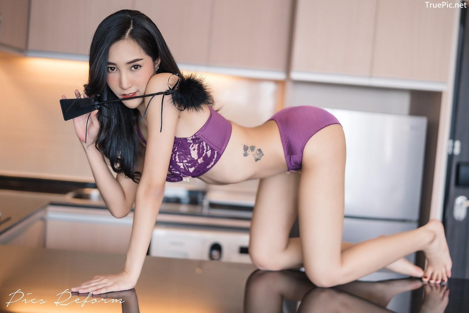 Image-Thailand-Sexy-Model-Yanapat-Ukkararujipat-Violet-Girl-TruePic.net- Picture-3