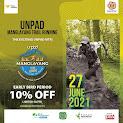 Unpad Manglayang Trail Running • 2021
