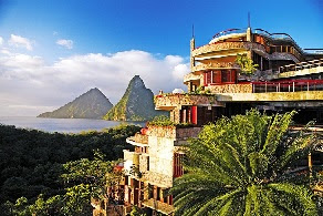 Jade Mountain Resort, St. Lucia | Photo Copyright: Jade Mountain Resort