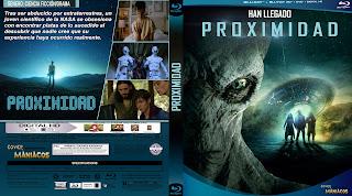 CARATULA PROXIMIDAD - PROXIMITY 2020[COVER BLU-RAY]