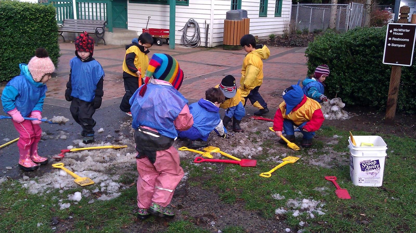 The Outdoor Preschool