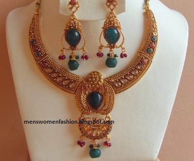 Indian Wedding Kundan Fashion Jewelry Collection 47 Fashion Jewellery