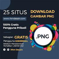 25 Situs Download Gambar PNG Gratis dan Terbaik - Rhm De