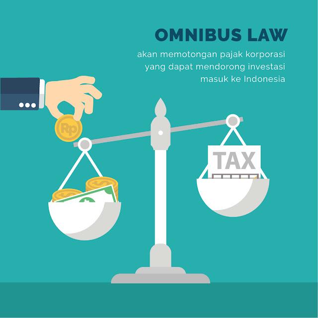 Omnibus Law Permudah Investasi, Awal Terciptanya Jutaan Lapangan Pekerjaan