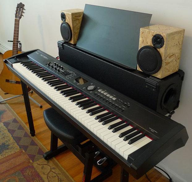 Đặt đàn Piano điện ở đâu là tốt nhất