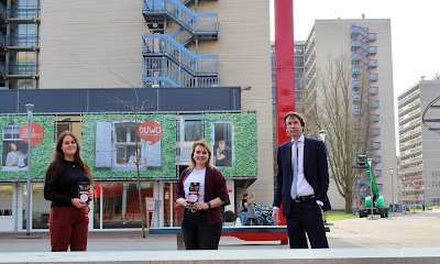 2021-Uilenstede-Cathelijne Immink, Lisette Doornbos en Herbert Raat