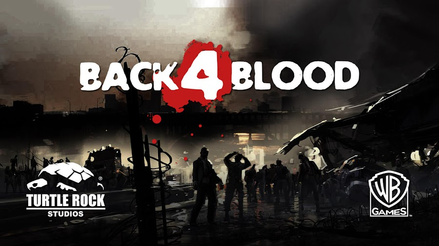 back 4 blood official reveal turtle rock studios warner bros interactive entertainment first-person co-op zombie shooter pc steam ps4 xb1