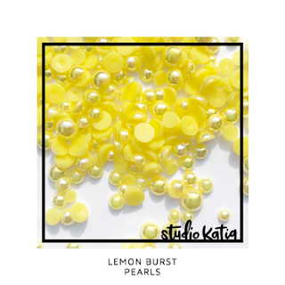 LEMON BURST PEARLS