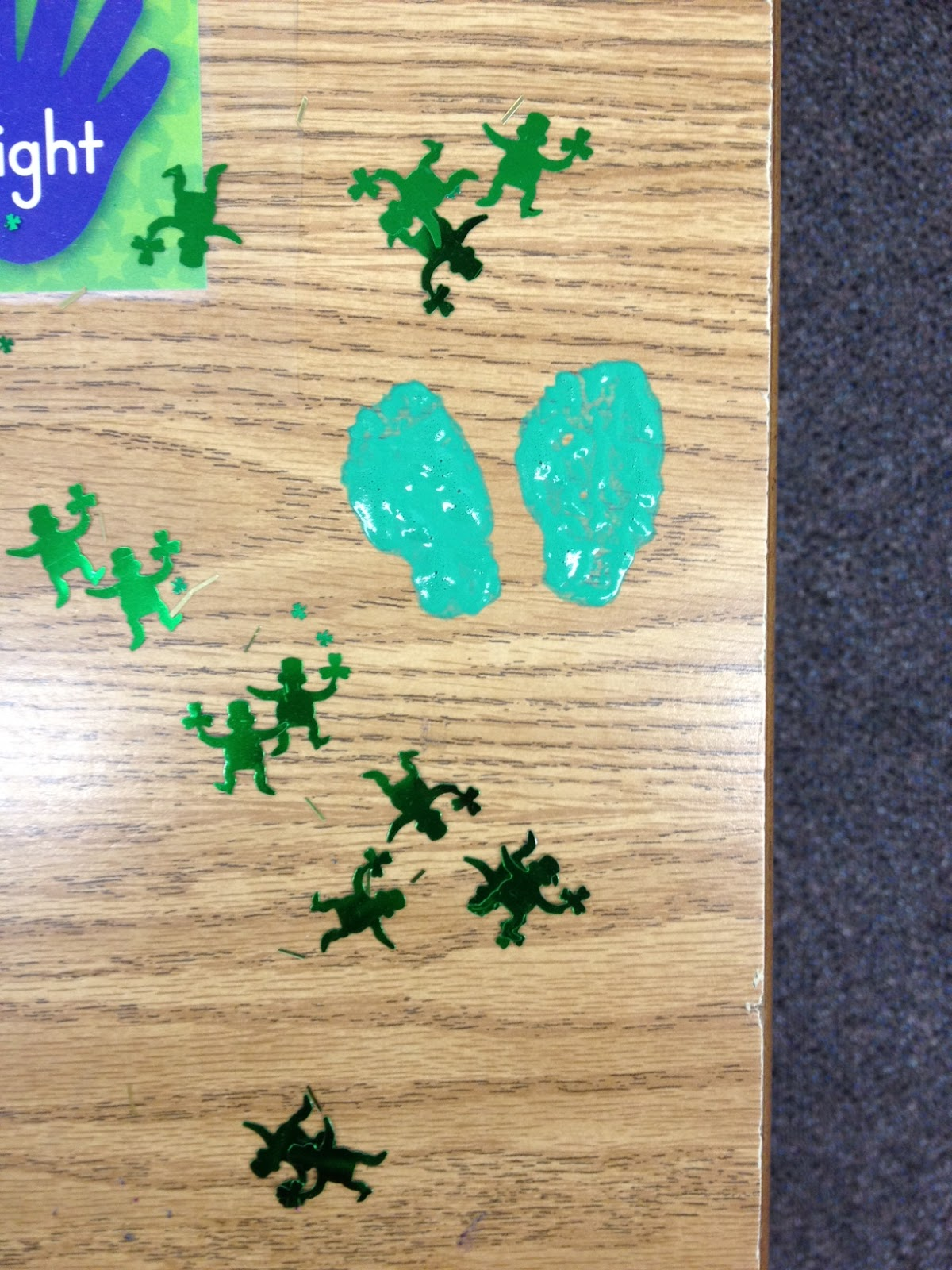 St Patrick S Day In The Classroom