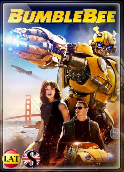 Bumblebee (2018) FULL HD 1080P LATINO/INGLES