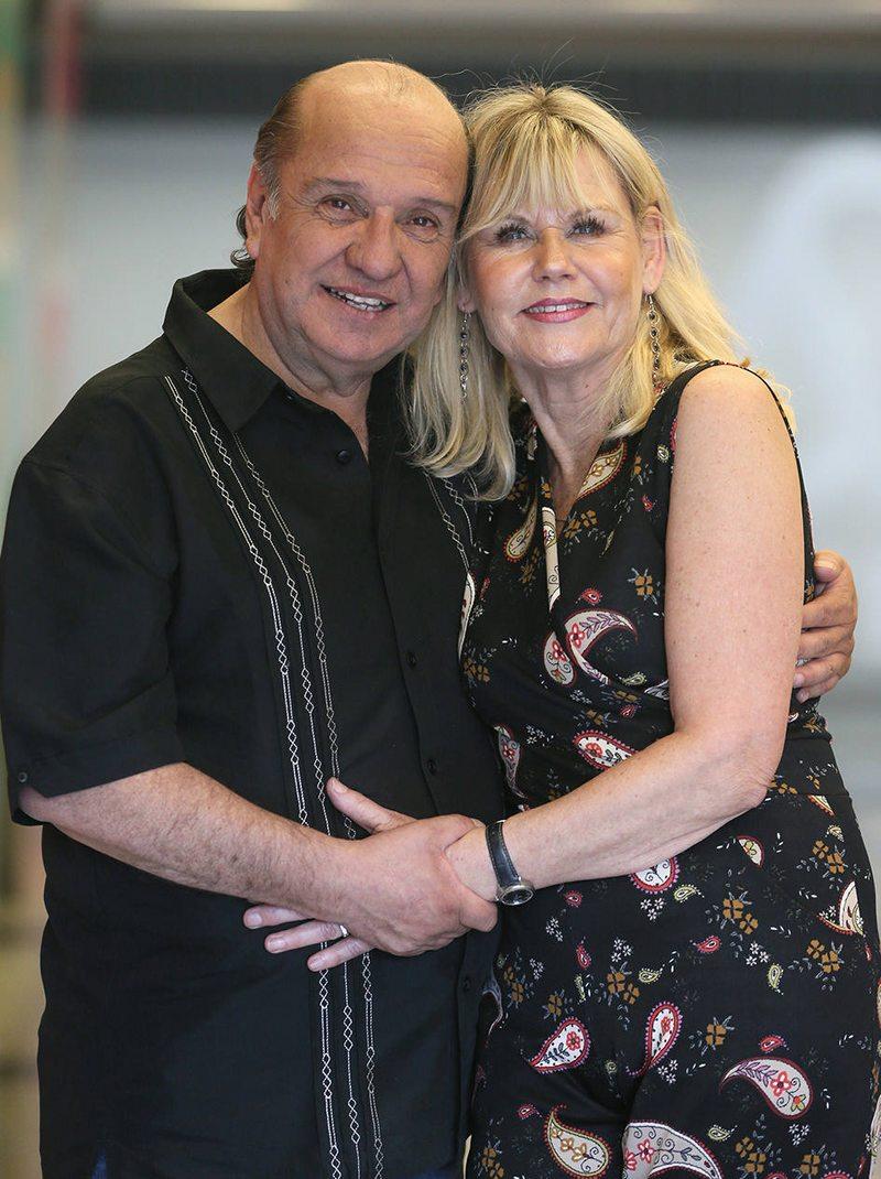 Lilian Sielfeld pareja de Pato Frez