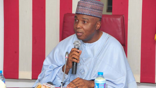 Offa robbery: Saraki reacts as petitioners say that SARS tortured them to involve him.