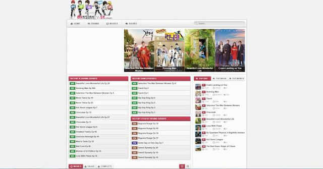 situs streaming drama korea myasiantv