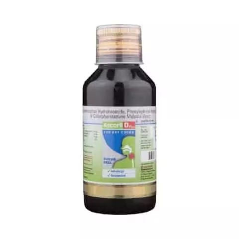 Ascoril D plus syrup in Hindi. ASCORIL SYRUP DOSE, SIDE EFFECT IN HINDI