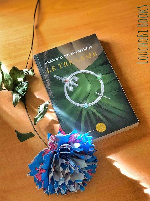 Le tre lame - Claudio de Michielis [recensione]