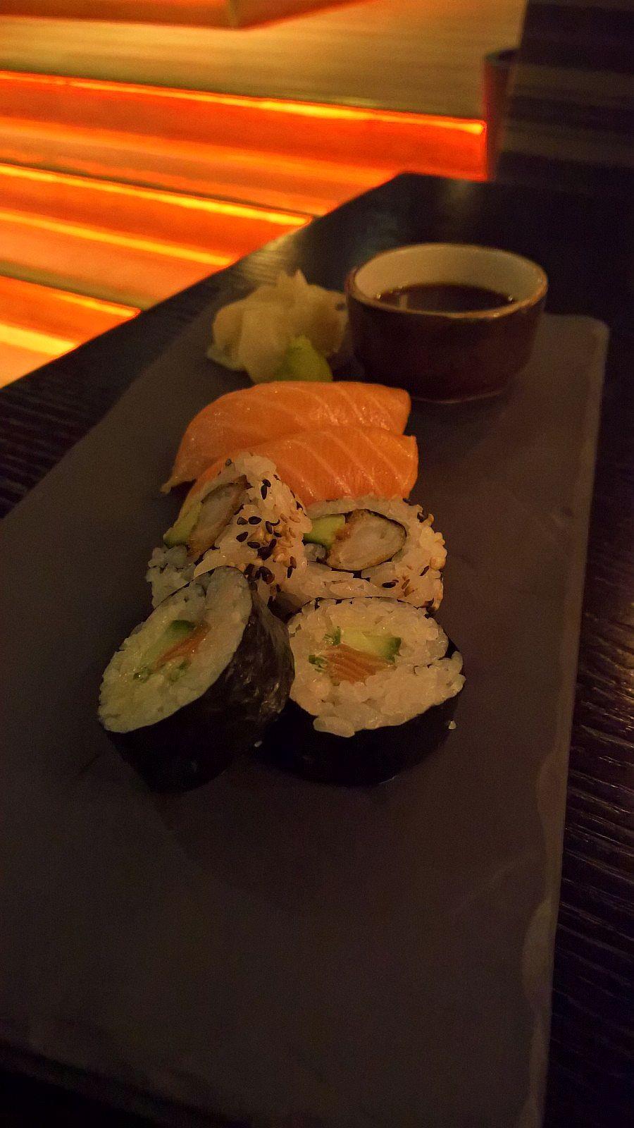 Masu Asian Bistro Tampere mallaspulla ravintola-arvio sushi