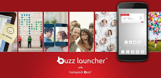 تحميل تطبيق Buzz Launcher لانشر 2020 لاهواتف الاندرويد