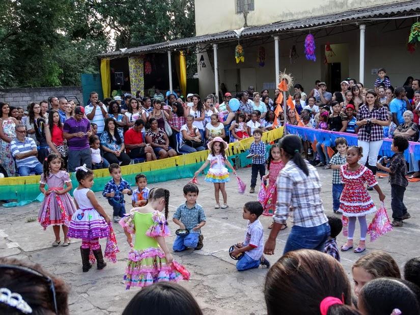 Festa Junina do Comap - Santa Bárbara - Minas Gerais