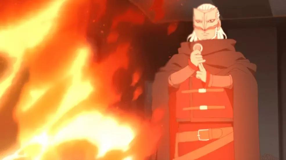 Naruto: Zanmai no Shinka vs Amaterasu, Manakah Api Terkuat?