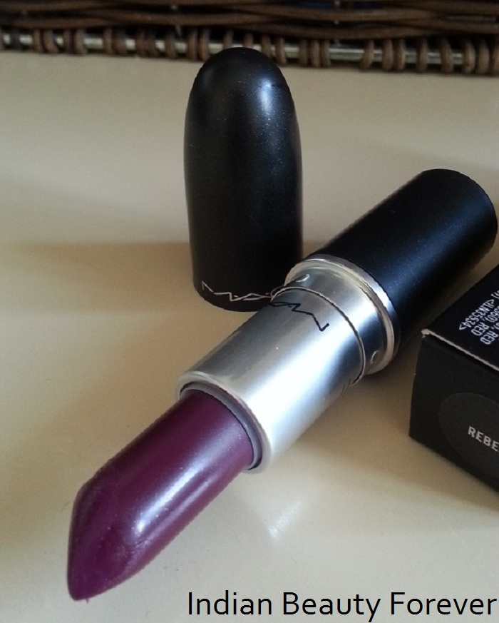 MAC lipstick price and shades
