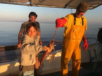 Excursiones con barco de pesca en Mallorca con Pescaturismo