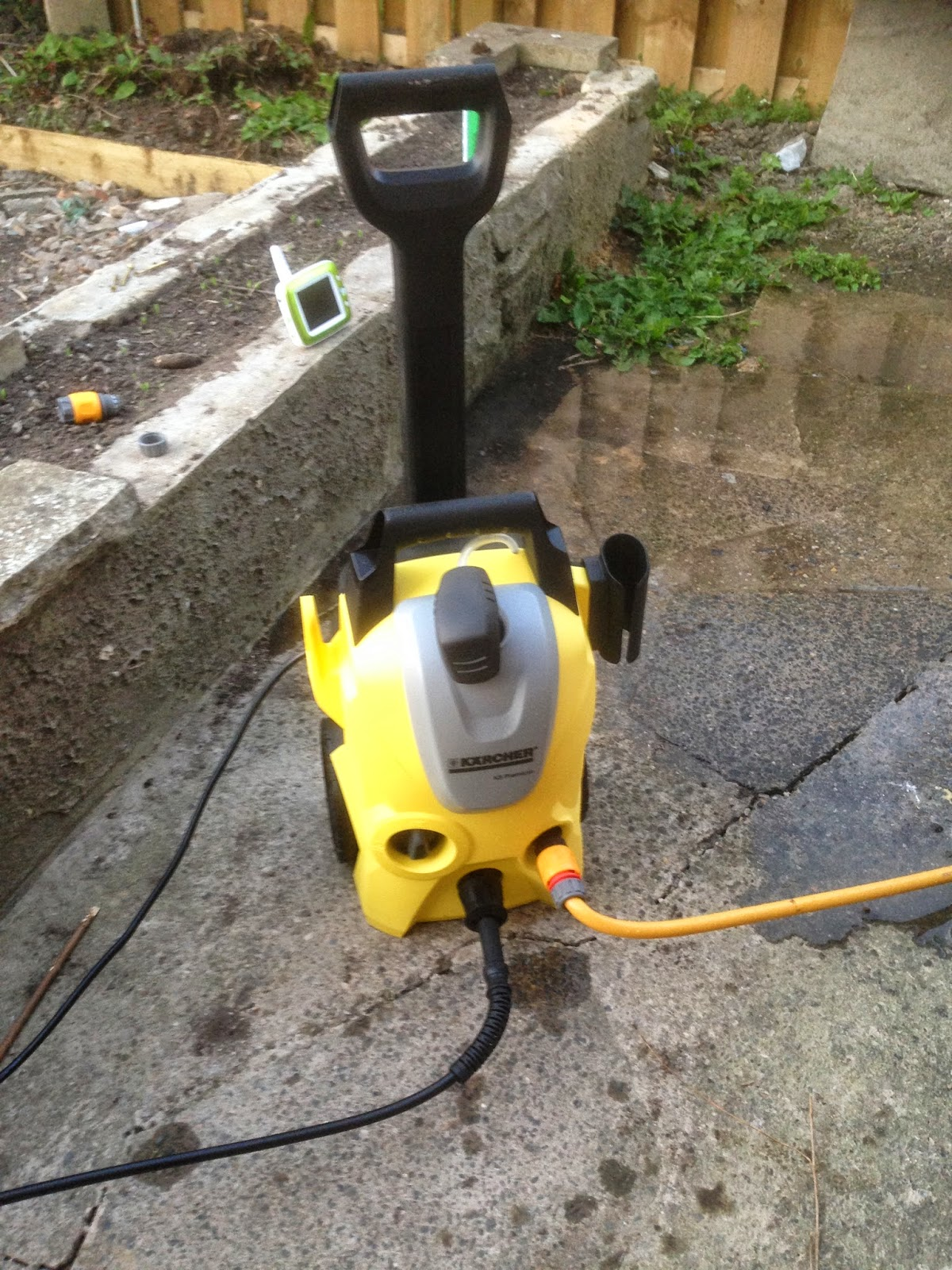 My Karcher K3 Car Amp Home Pressure Washer Review The