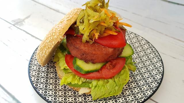 Hamburguesas veganas No Bull Burgers de Iceland