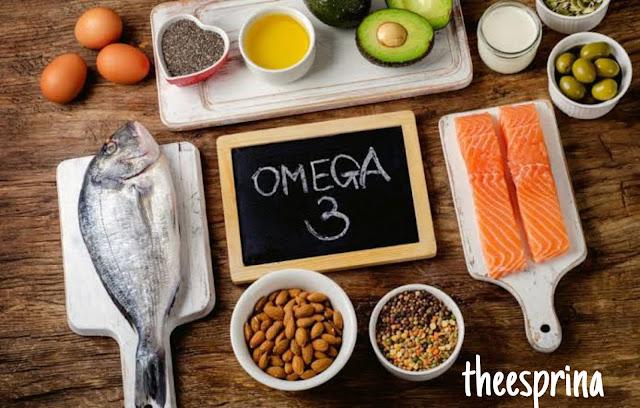 أكثرالأطعمة الغنية بالأوميجا 3