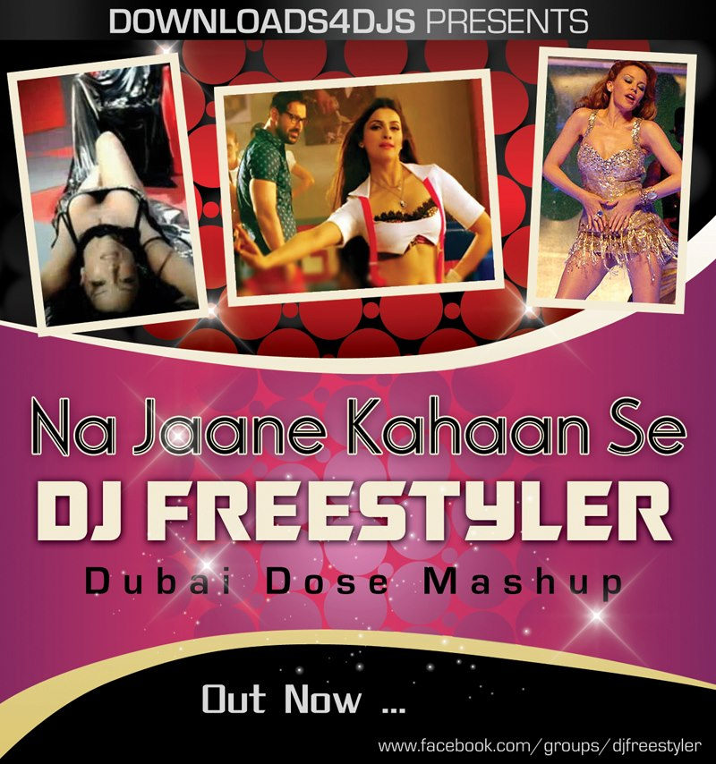 Bhagwa Rang Dj: Na Jaane Kahaan Se (Dubai Dose Mashup