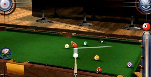 Billiards Game