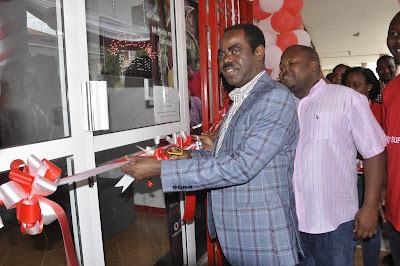 Vodacom yazindua duka jipya jijini Tanga