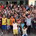 Marcação: Ex-prefeito Paulo Sérgio faz panfletagem e adesivagem em sua residência