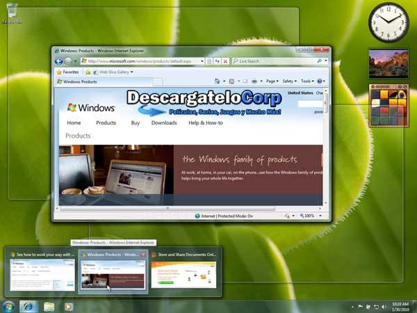 Windows 7 Professional SP1 Español Diciembre 2015