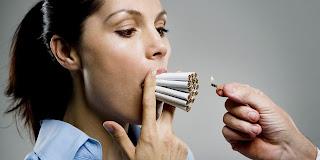 Buat Perokok Wanita.., Peluang Menopause Dini Mengincar Anda