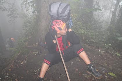 Gunung Marapi Sumatera Barat 2891 MdPL