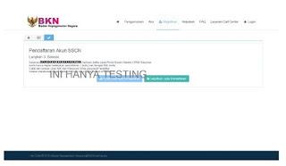 Setelah pada artikel sebelumnya kita telah membahas tentang  Cara Mendaftar ke Portal SSCN yang Benar