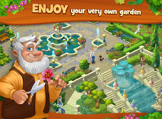 Download Gardenscapes Mod Apk