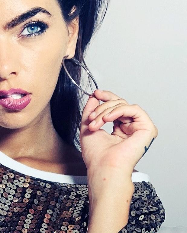 Fashionable Spanish Famous Girls DP