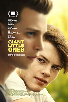Giant Little Ones 2019 English 720p WEB-DL ESubs 800MB