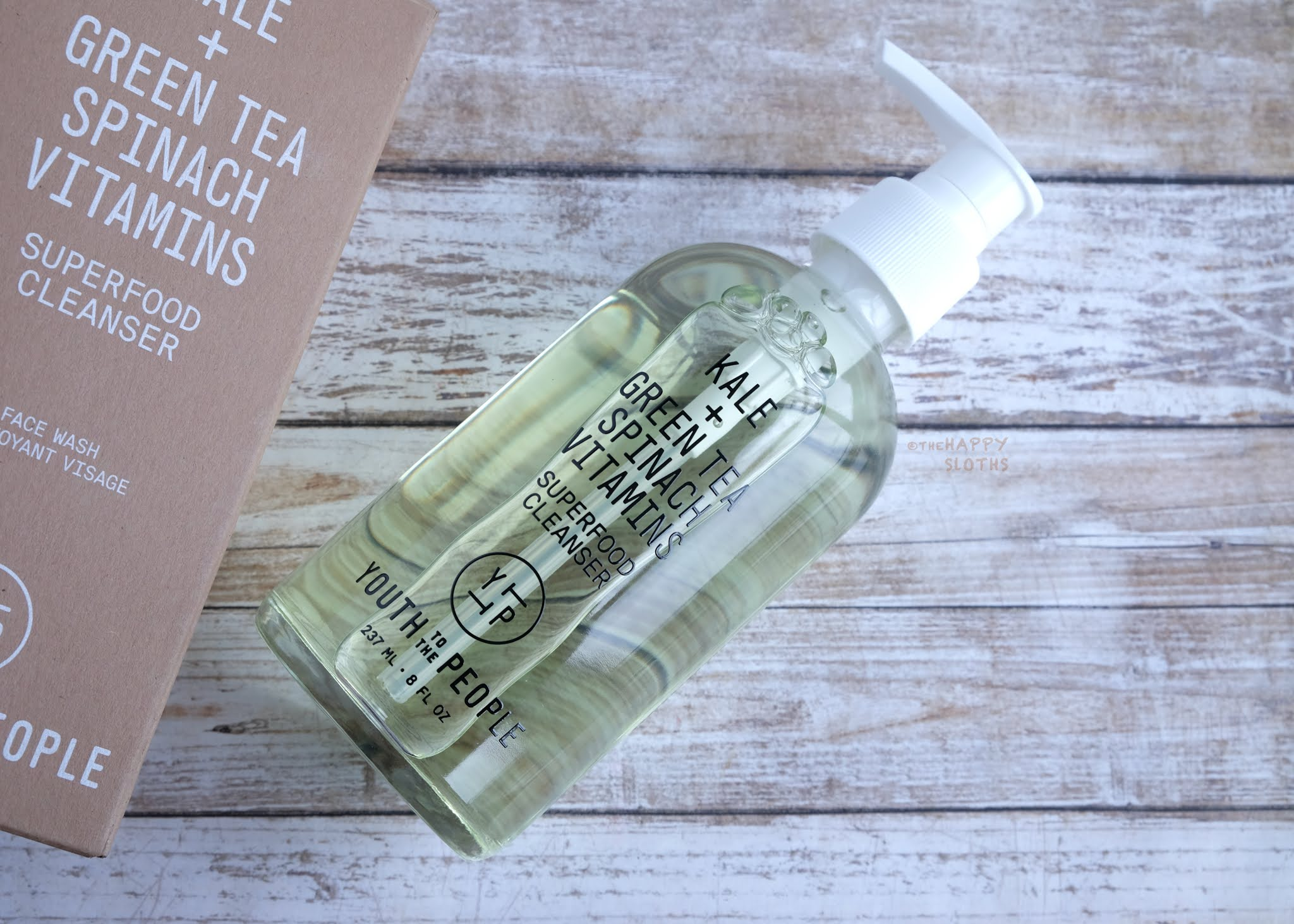 Youth To The People | Superfood Antioxidant Cleanser: Review