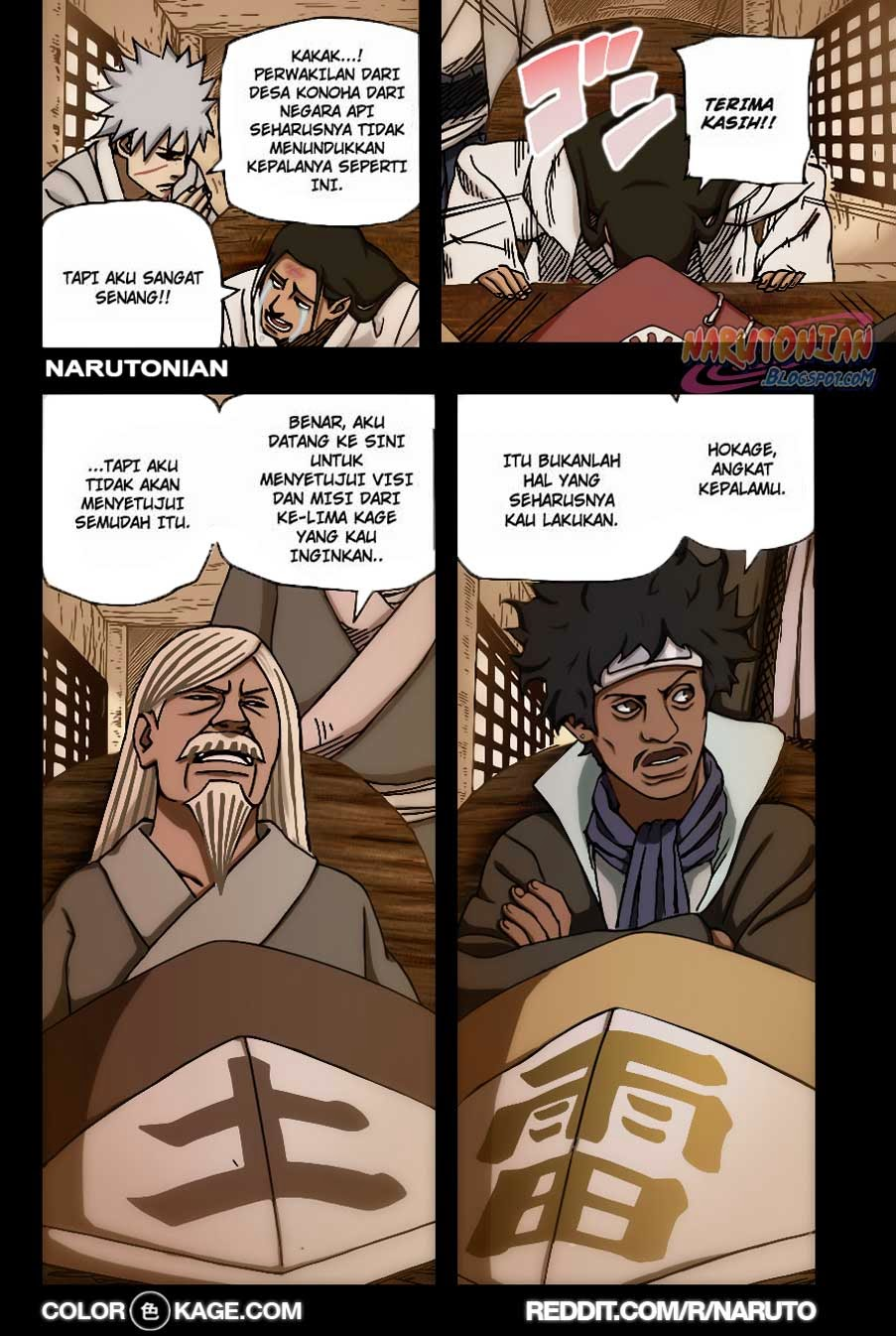 Dilarang COPAS - situs resmi www.mangacanblog.com - Komik naruto berwarna 648 - impian seorang shinobi 649 Indonesia naruto berwarna 648 - impian seorang shinobi Terbaru 8|Baca Manga Komik Indonesia|Mangacan