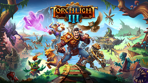 early acces torchlight III