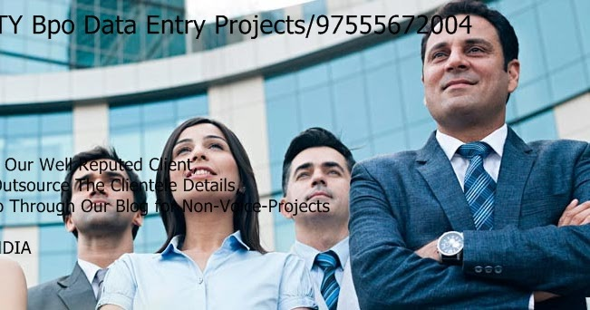 Thumbnail for BEST Business Offering data entry work