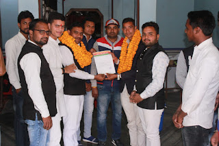 Jaunpur : अभिनव राष्ट्र निर्माण संघ की बैठक