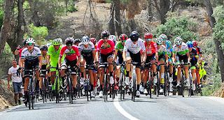 Ciclismo Aranjuez Vuelta Madrid sub23