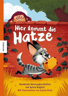 Hier kommt die Hatze ; Knesebeck Verlag ; Sylvia Englert