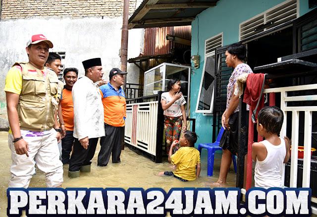 Tindakan Gubernur Edy Mengenai Bencana Banjir Yang Melanda Medan