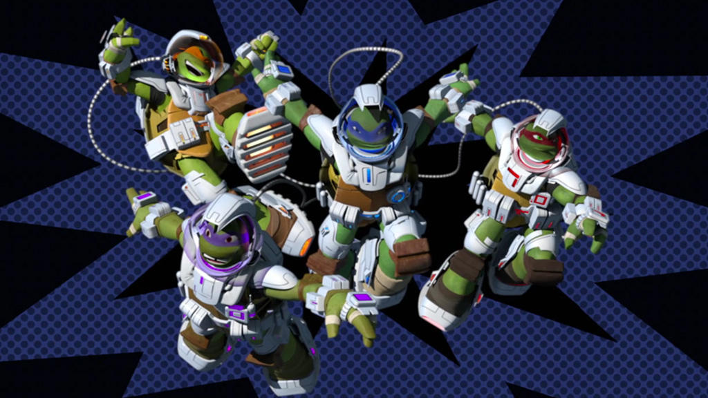 nickalive nickelodeon unveils new teenage mutant ninja turtles
